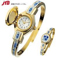 ☆美しいブレスレットタイプの腕時計☆ スイスの工房でひとつひとつハンドメイドされているアンドレムッシ...
