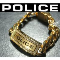 POLICE<ポリス>ネックレス   アイウェアで絶大な人気を誇るブランド「POLICE」が手がけた...
