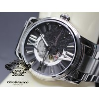 Orobianco<オロビアンコ>   本格的機械式 ムーブメント21石を採用した『ORAKLASS...