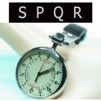 SPQRナースウォッチ  上質のこだわりをコンセプトにして造られた時計。 親しい方へのプレゼントには...