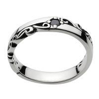 シルバーアクセサリー シルバーリング 指輪メンズ ピンキーリング|e-standard|02