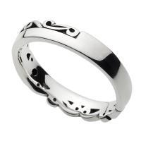 シルバーアクセサリー シルバーリング 指輪メンズ ピンキーリング|e-standard|03