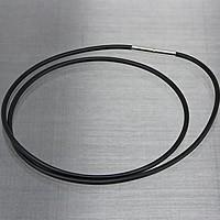 どんなトップにも相性の良いラバーとステンレスパーツを組み合わせたネックレスです。 お持ちのペンダント...