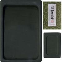600401 中国硯 細羅紋硯 長方型 5吋 550005