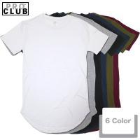 Pro Club Tall T-Shirt / プロクラブ トール Tシャツ 丸首 無地Tシャツ 丈...