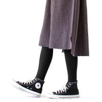 【リンネル掲載】ズレにくい!股下ロングサイズ!カラータイツ感覚で履ける 裏フリース タイツ あったか...
