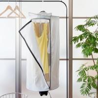 バルーンを使用する事により、ムラなく乾かす事が出来ます。 雨が続いて外干しができないときも、室内で快...