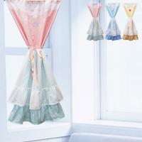 ディズニープリンセスのドレスをイメージした小窓カーテン  女の子の憧れ、ディズニープリンセスのドレス...