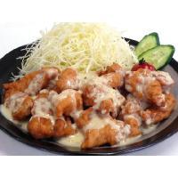 九州の名物料理・チキン南蛮のセット 甘酸っぱいタレと、タルタルソースのハーモニー♪  当店の「とり天...