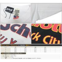 ショット Schott 5分袖 Tシャツ 70'S プリント SCHOTT NEW YORK CITY sch3173034