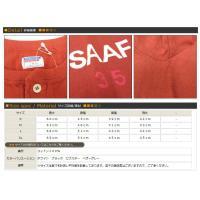 ダブルワークス DUBBLE WORKS Tシャツ 7分袖 ヘンリーネック プリント USAAF ww53003-02
