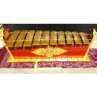 インドネシアはバリ島の鉄製ガムラン楽器です。 青銅製の物に比べると質は落ちますが、本物に負けないくら...