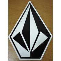 VOLCOM Sticker  ボルコム ステッカー  <Size> 26cm×18cm...