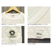 'JOY'リサイクルコットンミッキーTシャツ FREE RAGE フリーレイジ EASY NAVY 217BC509-A
