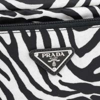プラダ バッグ ポーチ PRADA  2NA029  F0G3Z BIANCO/NERO 2EXH TESSUTO ST.ZEBRA 比較対照価格 51,840 円