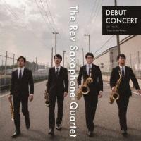 【CD】Rev Saxophone Quartet(レブ.サクソフオン.カルテツト)/発売日:201...