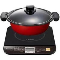 ■お鍋のだしが簡単にとれる「鍋だし作りコース」■とろ火・強火が押すだけ「ワンタッチ火力操作」■運転音...
