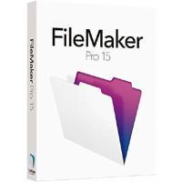 ファイルメーカー FileMaker Pro 15 Win&Mac