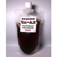エビオドリ特製 腐植物質添加剤 ヒュームス(250mlチューチューボトル×1本)レッドビーシュリンプ、シュリンプ飼育、水質添加剤