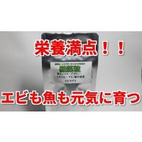 緑藻粒 (シュリンプ・熱帯魚のエサ)エビオドリ製品 レッドビーシュリンプ、ベタ、メダカ