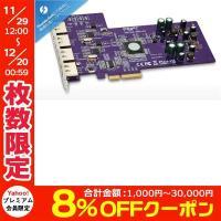ソネット Sonnet Technologies Tempo SATA 6Gb PRO PCIe 2.0 Card 4 external ports Recommended for Echo Thunderbolt Adapter ネコポス不可