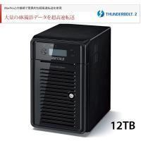 Thunderbolt 2 搭載RAID6対応ハードディスク バーコード: 498125403007...