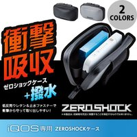 iQOS用ZEROSHOCKケース バーコード: 4953103307063,49531033070...