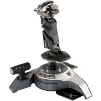 ■デュアルスロットル搭載■12ボタン、8方向POV(ハットスイッチ)、スクロールホイールを装備■ボタ...