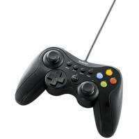 ■Xinput方式に対応したUSB接続タイプのゲームパッドです。■Xinputと従来規格のDirec...