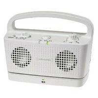 オーディオテクニカ(audio-technica) オーディオテクニカ テレビ用ワイヤレススピーカーシステム(ホワイト)audio-technica SOUND ASSIST AT-SP767XTV WH