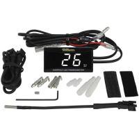 スペシャルパーツ武川 コンパクト LED サーモメーター スティック温度センサー (ホワイトLED) 品番:05-07-0004