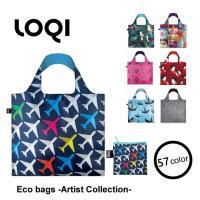 ■商品名 LOQI ローキーエコバッグ Artist Collection アーティストコレクション...