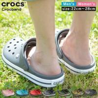 ■商品名:Crocs クロックバンド クロックス  ■ポイント: 定番の「クロックスバンド」 ちょっ...