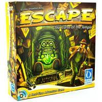 エスケープ ボードゲーム Escape The Curse of the Temple ボードゲーム 輸入版