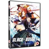 ブラック ブレット コンプリート DVD BOX (全13話, 325分) 神崎紫電 アニメ DVD 輸入版