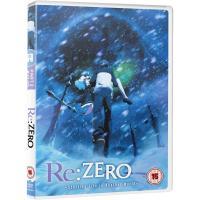 Re:ゼロから始める異世界生活 コンプリート DVD 2期 (13-25話 325分) リゼロ DVD 長月達平 アニメ 輸入版
