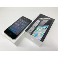 中古 SoftBank iPhone4 16GB ブラック ソフトバンク