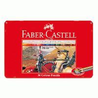 メーカー取寄せ商品 ファーバーカステル(FABER-CASTELL)色鉛筆 36色セット TFC-C...