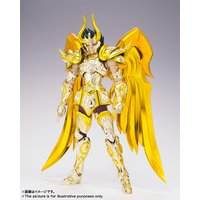 「聖闘士星矢 黄金魂-soul of gold-」より、 シュラが山羊座の神聖衣を纏って登場。 黄金...