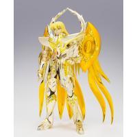 「聖闘士星矢 黄金魂 -soul of gold-」より、 乙女座の神聖衣を身に纏いしバルゴシャカが...