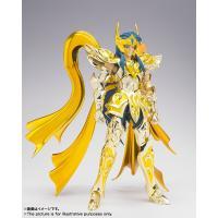 「聖闘士星矢 黄金魂-soul of gold-」より、 カミュが水瓶座の神聖衣を纏って登場。 黄金...