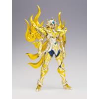 「聖闘士星矢 黄金魂 -soul of gold-」より、 獅子座の神聖衣を身に纏いしレオアイオリア...