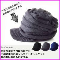 ニット帽 メンズ つば付きニット帽 キャップ つばつき 大きい ブランド グレー ツバ付き ワッチ ...