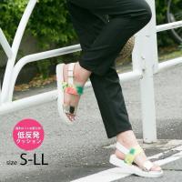 今年の夏も足元はリラックスモード!<>オシャレで歩きやすい楽ちんフラットタイプ☆ ソール...