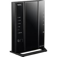 NEC 無線LANルーター ブラック PA-WG2600HP3 [PAWG2600HP3]