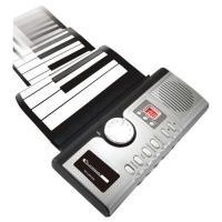 手軽に持ち運びができるロールアップピアノ。子供用やピアノ初心者に最適です。