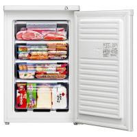 まとめ買いの食材保存に、直冷式冷凍庫。