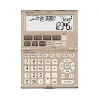 シャープ 金融電卓 ELK632X [ELK632X]