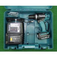 マキタ M655DWX 12V充電式ドライバドリル バッテリ2本付セット 商品ページ