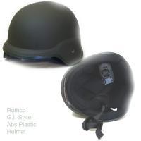 サバゲー ヘルメット GIスタイル ABSプラスティック タクティカル ロスコ